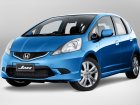 Honda Jazz Technical specifications and fuel economy