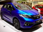 Honda Jazz III (facelift 2017)
