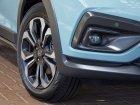 Honda  Jazz IV  Crosstar 1.5 i-MMD (109 Hp) e:HEV e-CVT