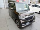 Honda N-Box Технически характеристики и разход на гориво