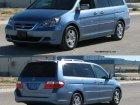 Honda Odyssey Las especificaciones técnicas y el consumo de combustible
