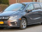 Honda Odyssey Technical specifications and fuel economy