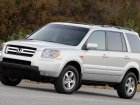 Honda Pilot Technical specifications and fuel economy