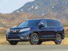 Honda Pilot Spécifications techniques et économie de carburant