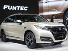 Honda UR-V Technical specifications and fuel economy