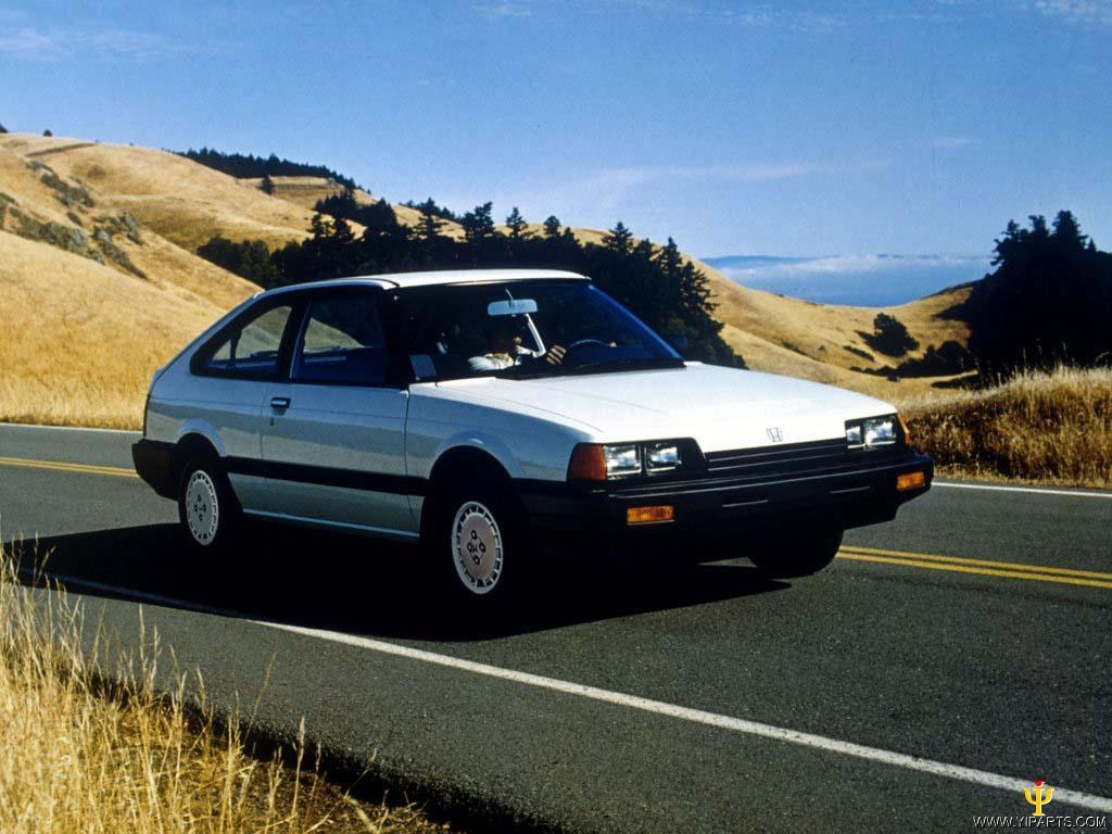 Honda accord ii hatchback ac ad 1 6 ex ac 88 hp for 88 honda accord