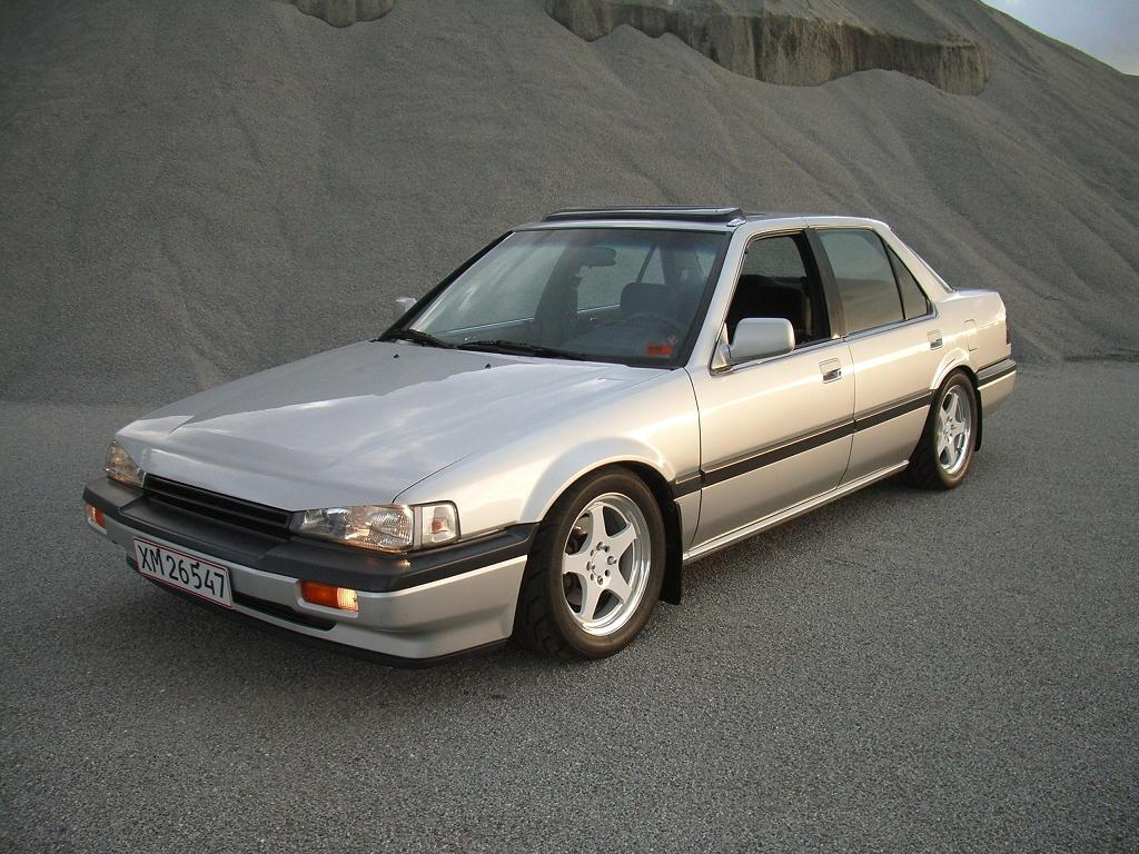 Honda Accord Iii Ca4 Ca5 1 6 L Ca4 88 Hp
