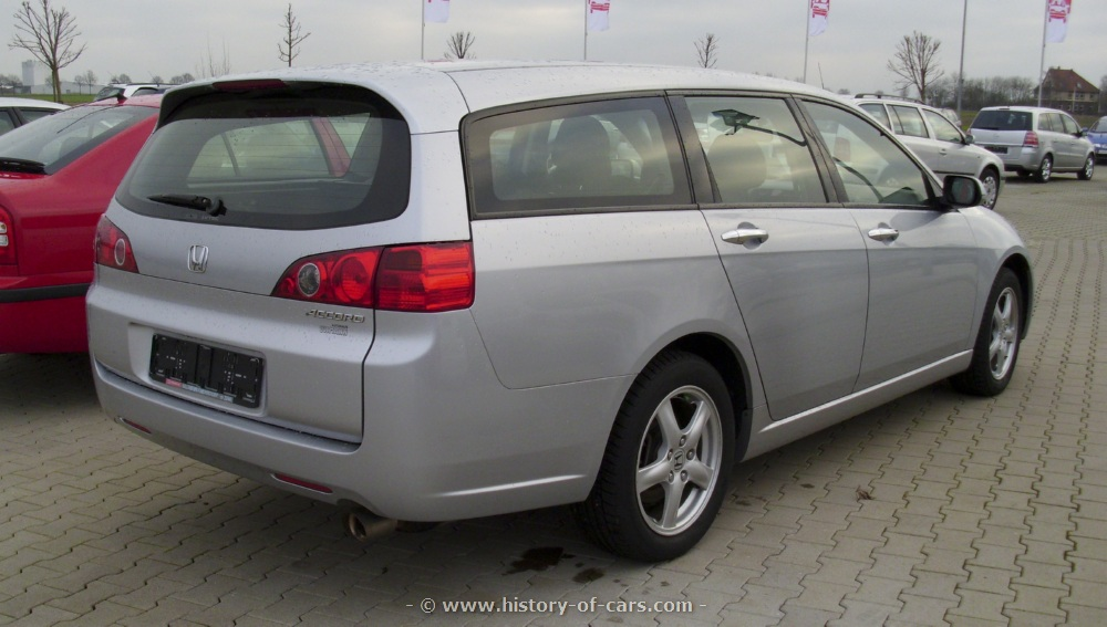 Honda Accord Vii Wagon 2 2 I Ctdi 140 Hp