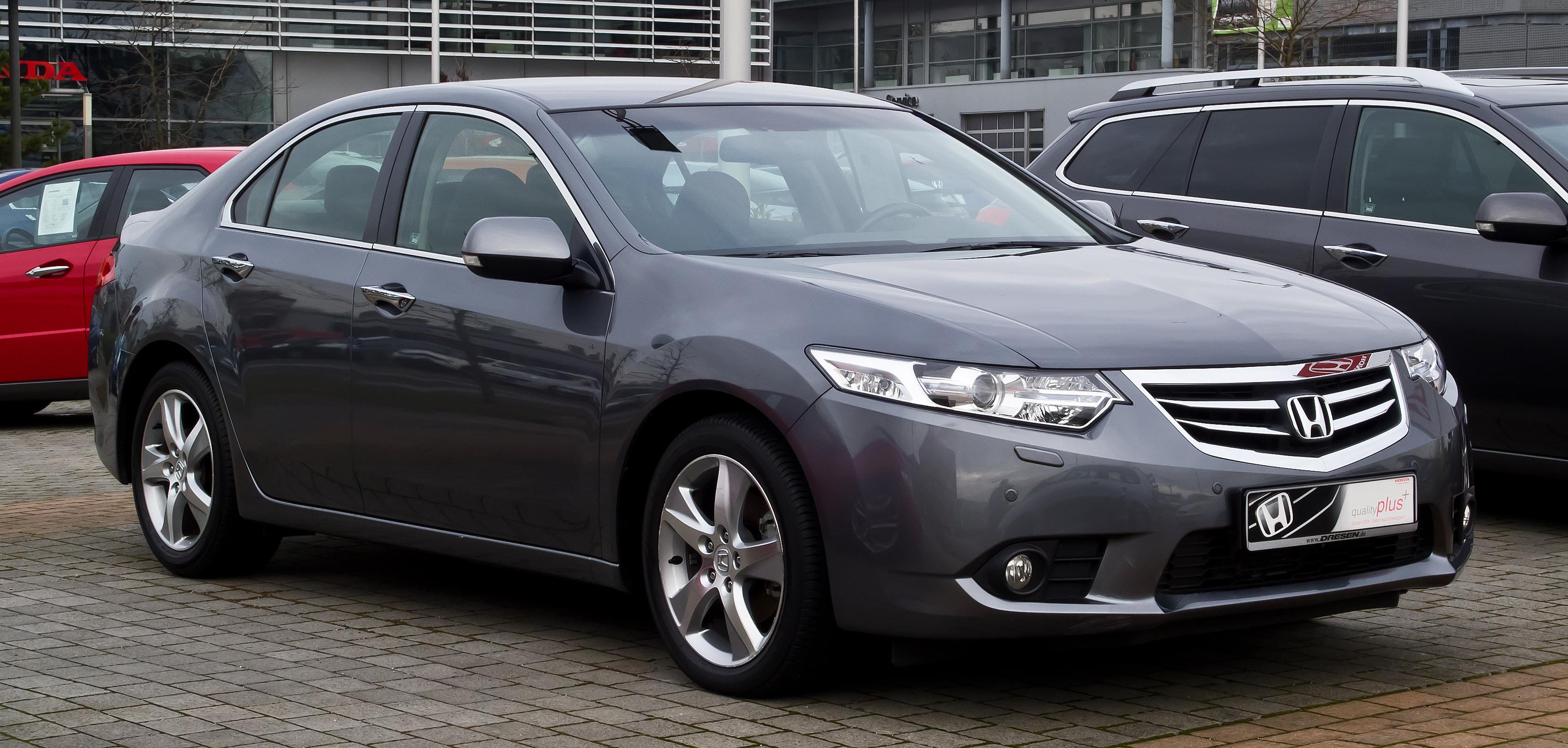 Honda Accord VIII 2.4i Automatic (201 Hp)