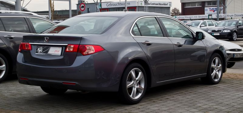 Honda accord viii facelift 2011 2 4 i vtec 201 hp for Honda accord 201