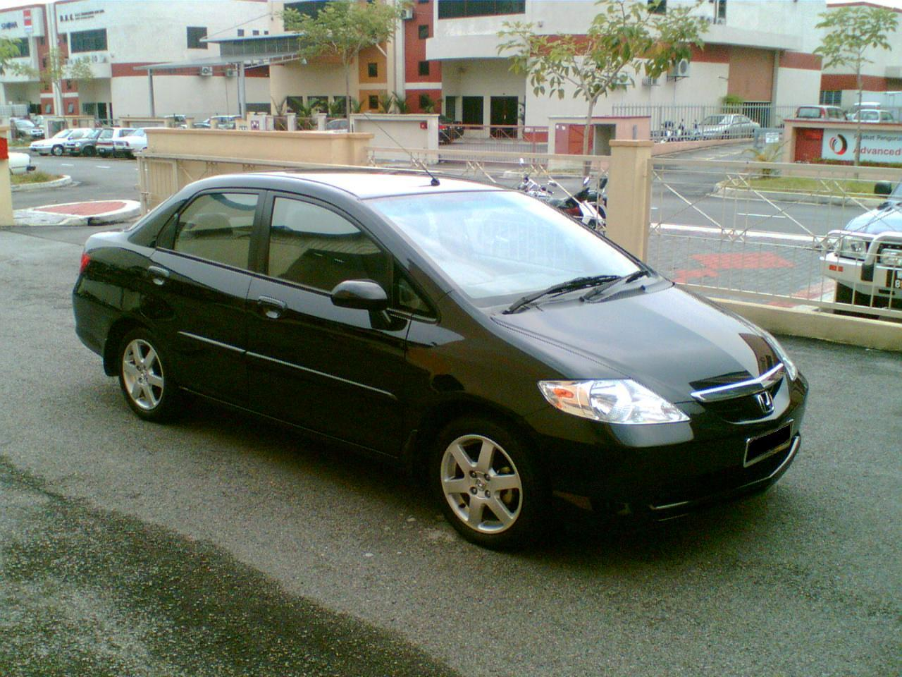 honda city technical specifications and fuel economy