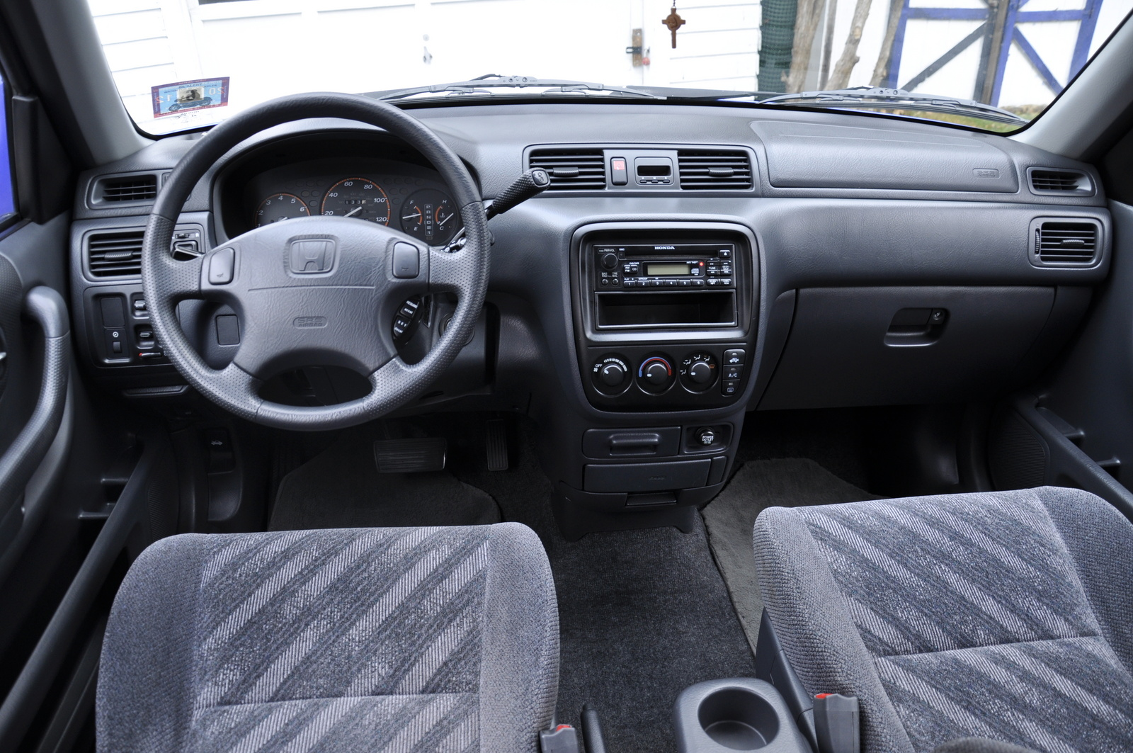 Honda CR-V (RD) 2.0 16V (RD1) (128 Hp)