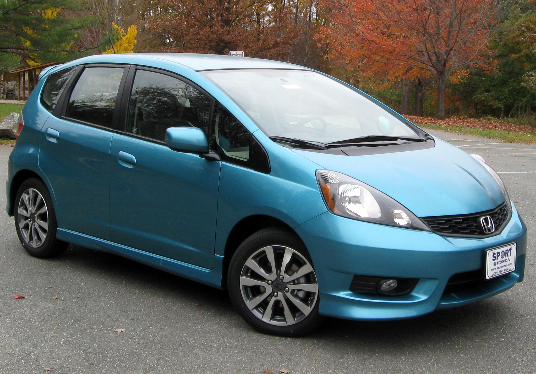 Honda fit gd 1 5 i 16v 110 hp for Honda fit hp