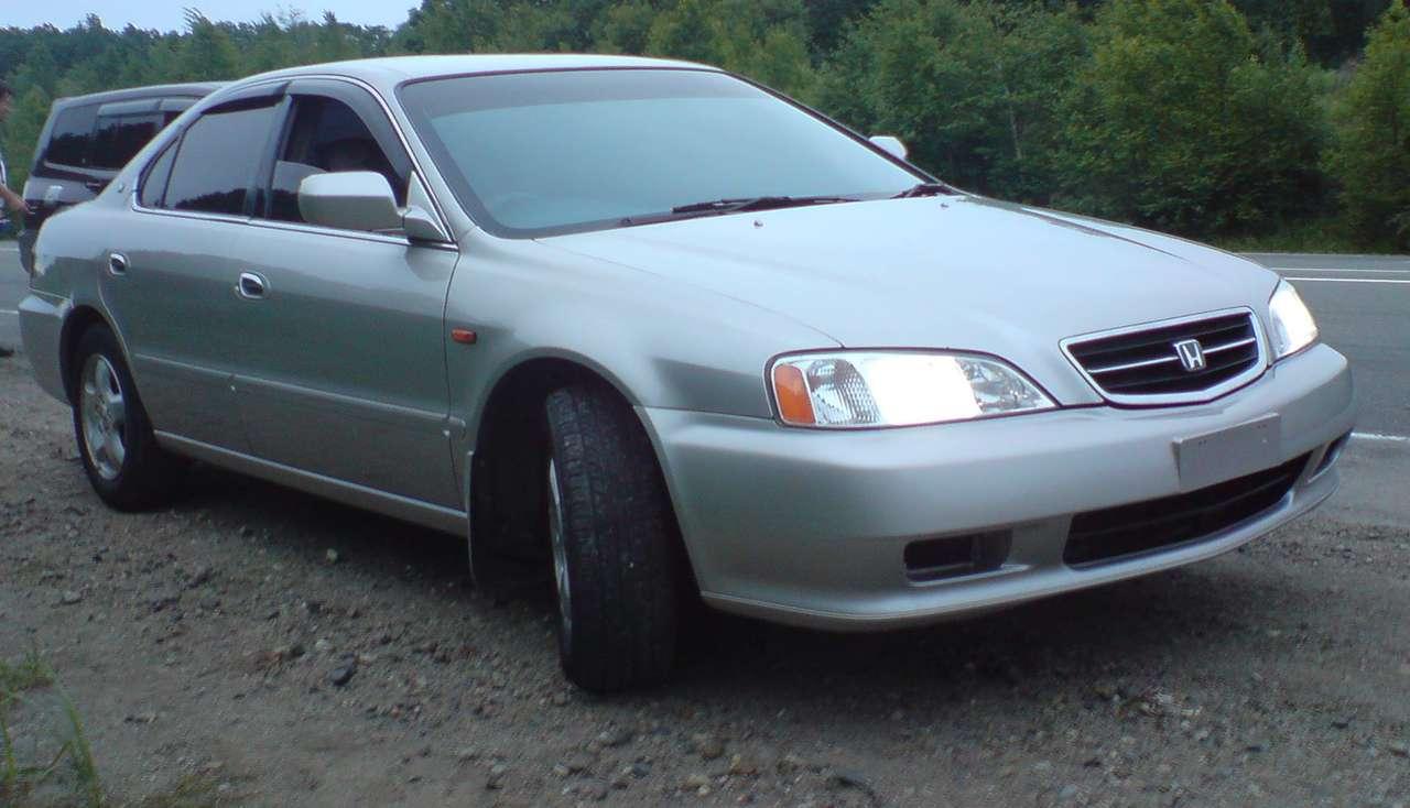 Chrysler 200 Tire Size >> Honda Inspire (UA4) 3.2 i V6 24V (225 Hp)