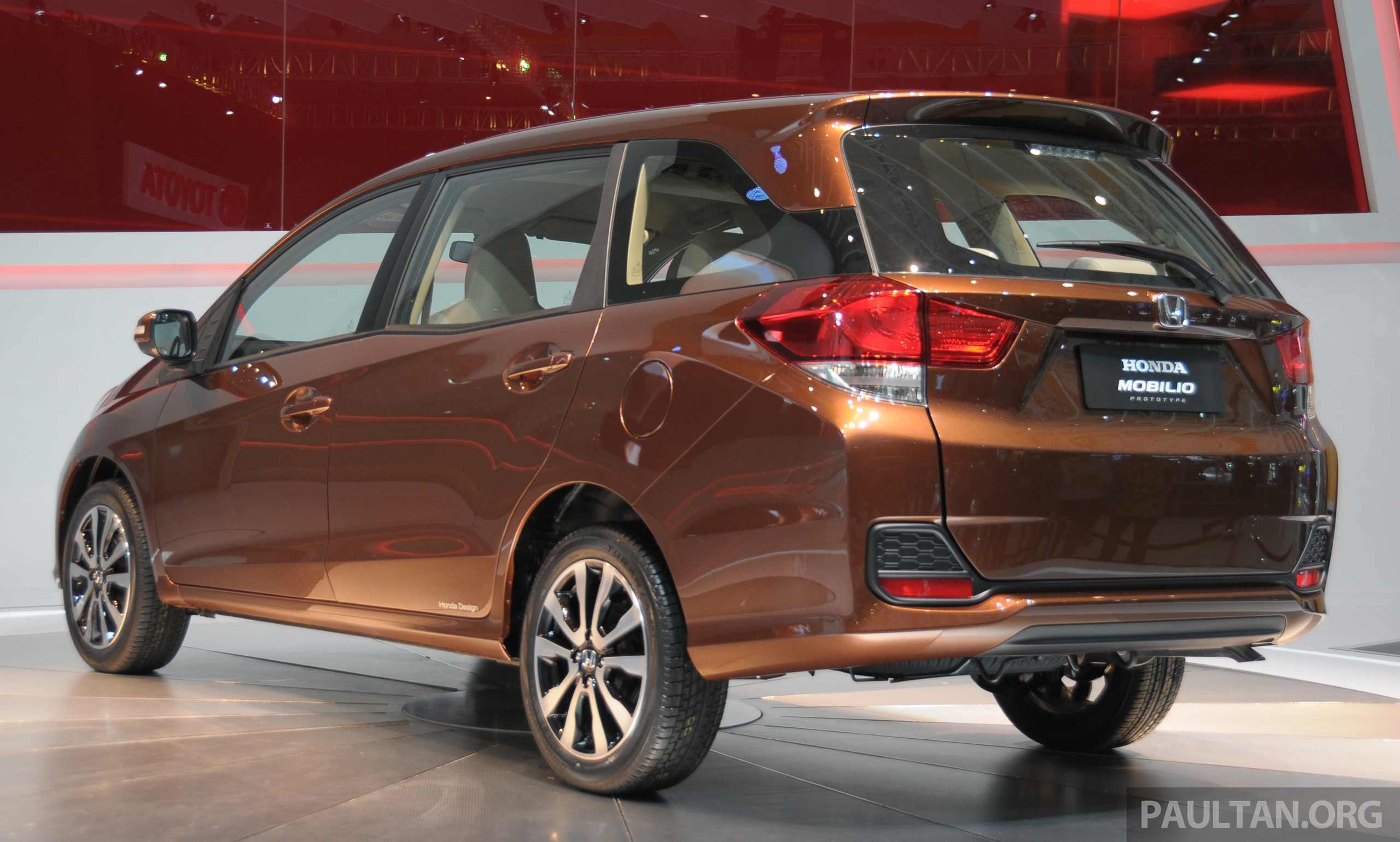 Honda Mobilio Technical Specifications And Fuel Economy