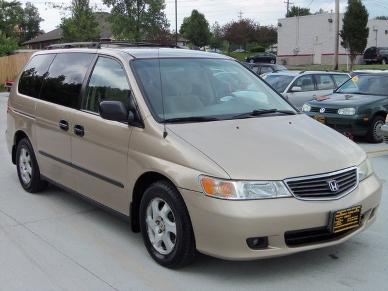 Honda Odyssey Ii 3 5 I V6 Ls 243 Hp