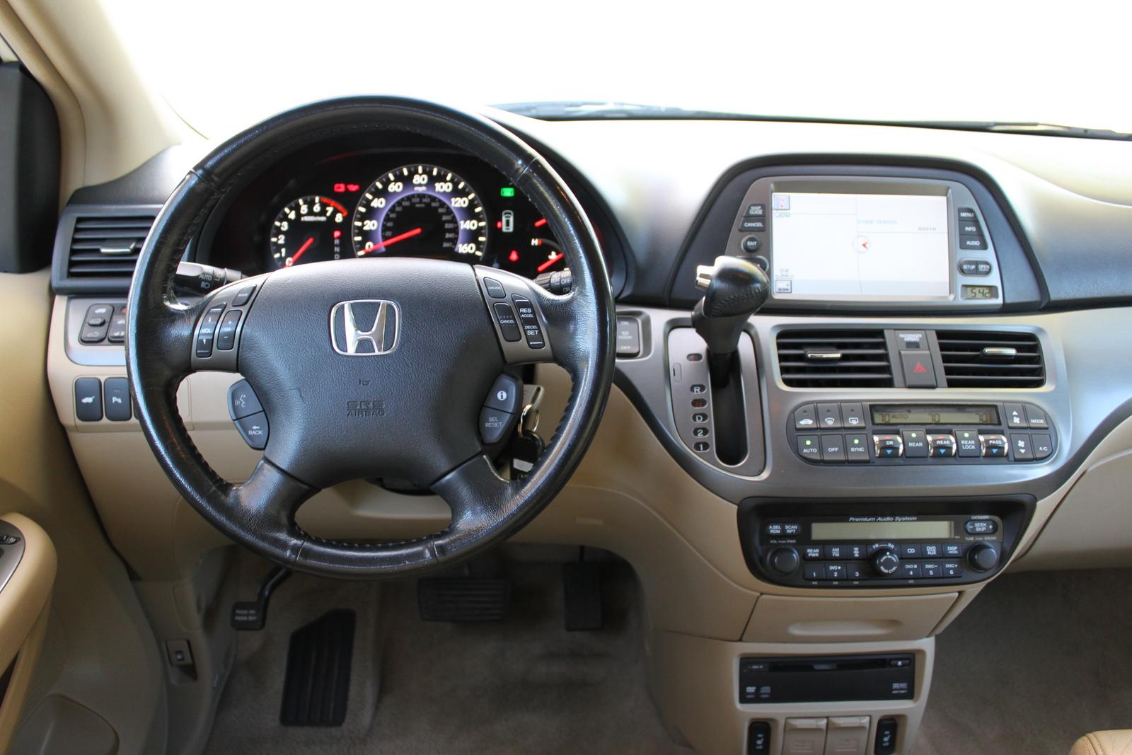 Amazing Honda Odyssey III
