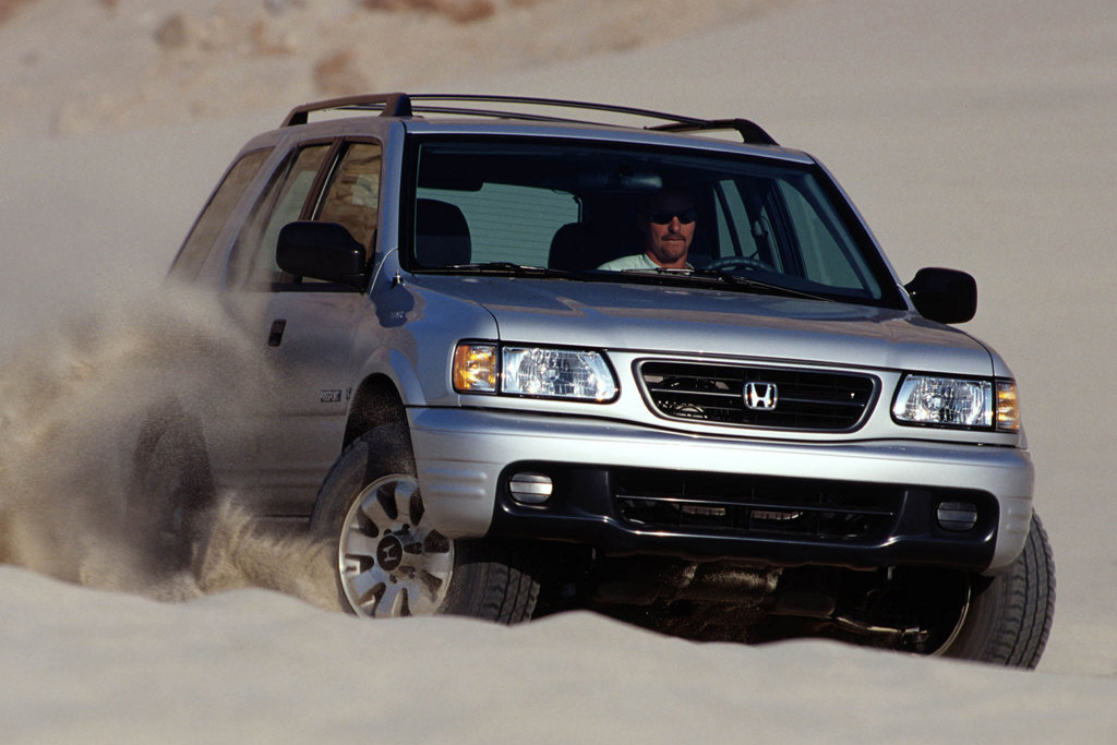 Honda Passport Technical Specifications And Fuel Economy
