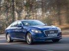 Hyundai Genesis Spécifications techniques et économie de carburant