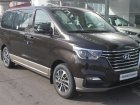 Hyundai Starex Technical specifications and fuel economy