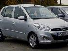 Hyundai  i10 I (facelift 2011)  1.1 (69 Hp) Automatic