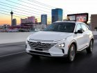 Hyundai Nexo Technical specifications and fuel economy