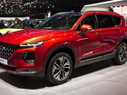 Hyundai Santa FE Technical specifications and fuel economy