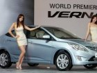 Hyundai  Verna Sedan  1.6 i 16V (112 Hp) Automatic