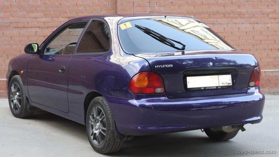 Hyundai Accent Hatchback I