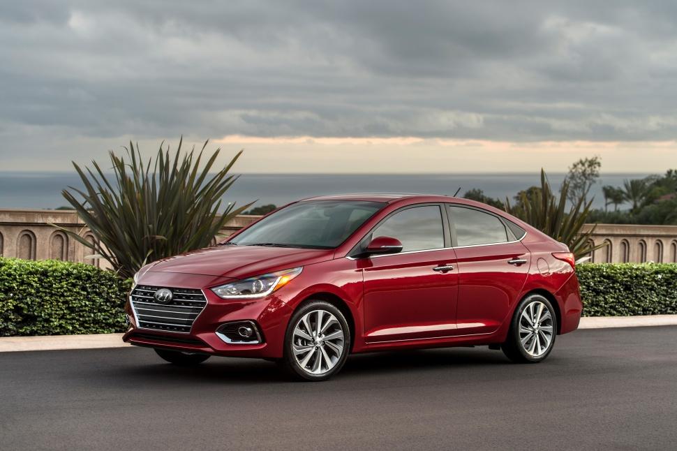 Hyundai Accent Technische Daten Und Verbrauch