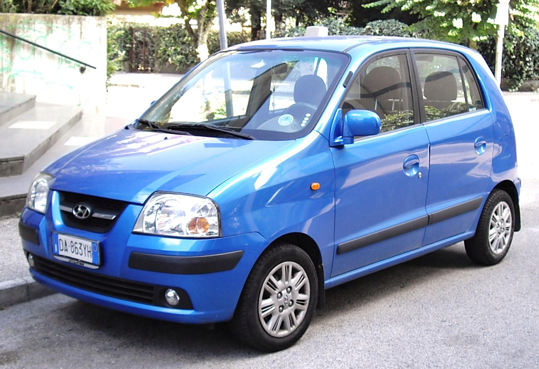 Hyundai Atos Technische Daten Und Verbrauch
