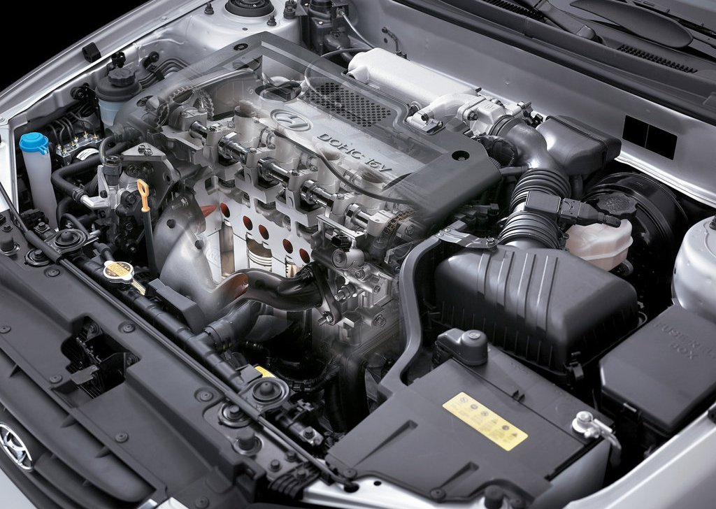 Hyundai Elantra Technical Specifications And Fuel Economy
