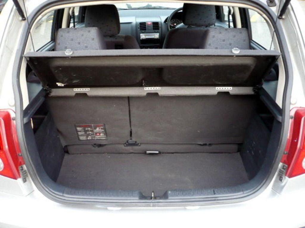 Hyundai Getz 1 6 Mpi 105 Hp Automatic