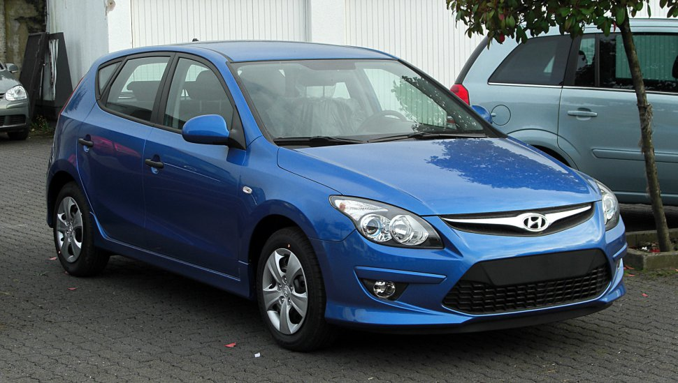 Hyundai I30 Technical Specifications And Fuel Economy