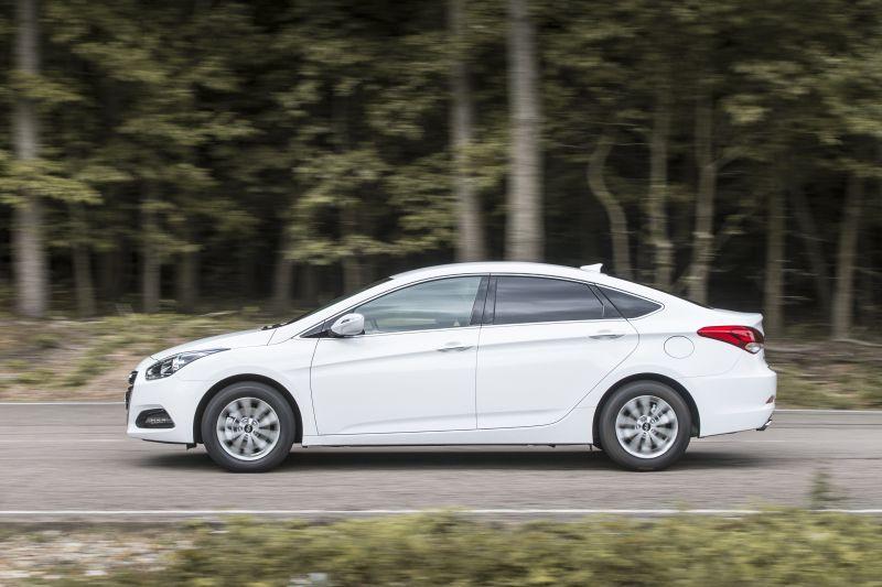 Hyundai I40 Sedan Facelift 2015 1 6 Gdi 135 Hp
