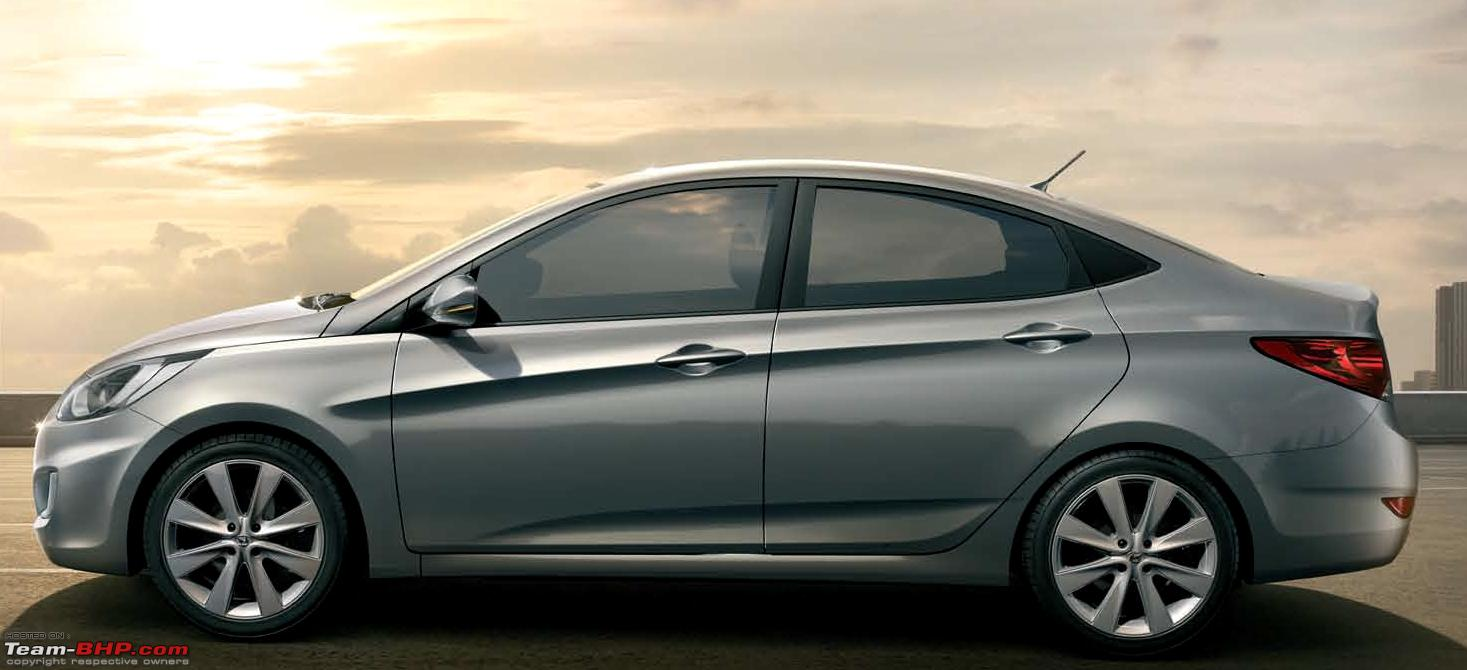 Hyundai Verna Technical specifications and fuel economy (consumption, mpg
