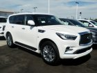 Infiniti QX80 Technical specifications and fuel economy