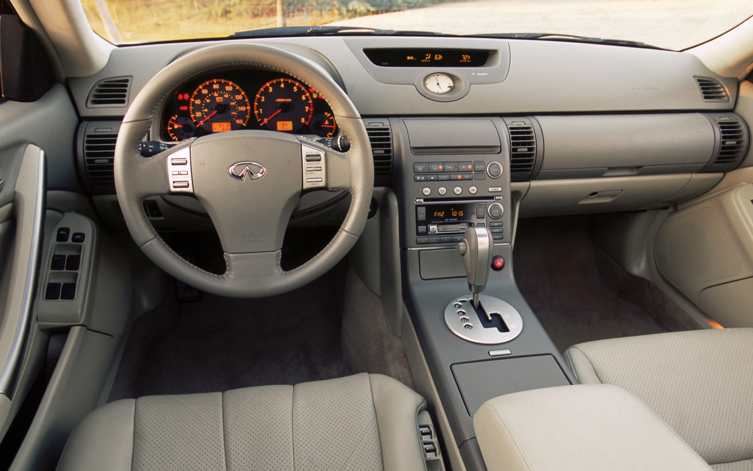 All Types infinity g35 2003 : Infiniti G35 technical specifications and fuel economy