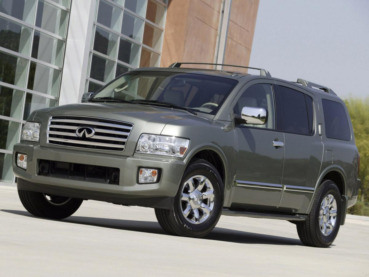 infiniti qx56 technical specifications and fuel economy. Black Bedroom Furniture Sets. Home Design Ideas