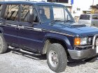 Isuzu  Bighorn (SUV)  3.2 i V6 (200 Hp) Automatic