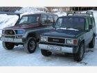 Isuzu  Bighorn (SUV)  3.0 DT (160 Hp)