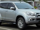 Isuzu MU-X Technical specifications and fuel economy