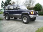 Isuzu  Trooper (LS)  3.2 i V6 24V (190 Hp) Automatic