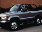 Isuzu  Trooper Soft Top  2.3 (UBS16) (90 Hp)