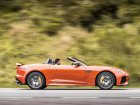 Jaguar  F-type Convertible (facelift 2017)  SVR 5.0 V8 (575 Hp) AWD Automatic