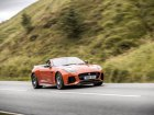 Jaguar  F-type Convertible (facelift 2017)  3.0 V6 (400 Hp) Automatic