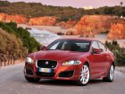 Jaguar  XF (X250 facelift 2011)  R-S 5.0 V8 (550 Hp) Automatic