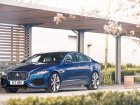 Jaguar  XF (X260, facelift 2020)  2.0d (204 Hp) MHEV Automatic