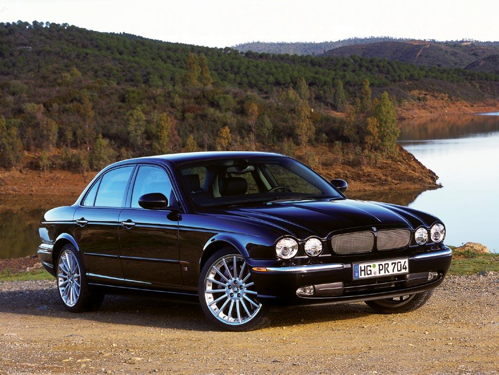Jaguar Xj 0 60 >> Jaguar XJ (X350/NA3) 4.2 i V8 32V L (298 Hp)