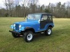 Jeep  CJ5 - CJ8  2.0 (85 Hp)
